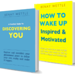 The Goal Tracker Program eBook Series: Book 1 - Discovering You, Book 2 - How to Wake Up Inspired and Motivated