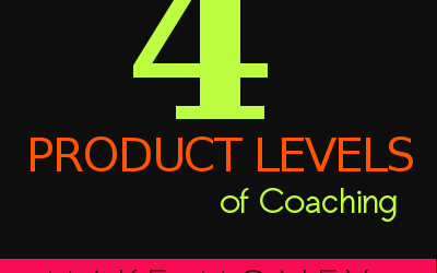 The 4 Product Levels of Coaching