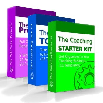 The Coaching Tools Triple Pack