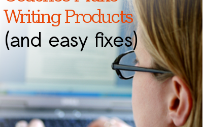 Biggest Mistakes Coaches Make Writing Products (and easy fixes)