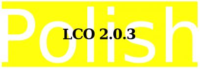 LCO 2.0.3 – Polish