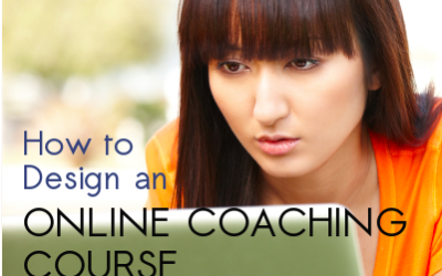 How to Design an Online Coaching Course that Gets Results