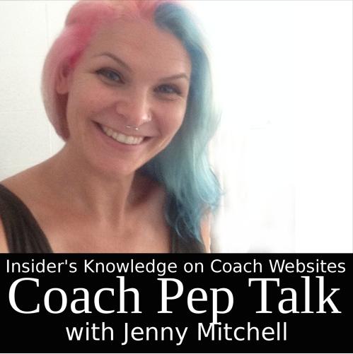 coach pep talk jenny