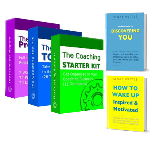 coaching kick start pack