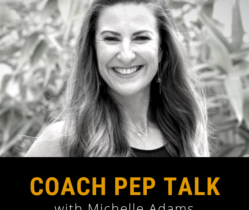 Simple Marketing Strategy for Any Coach (with Michelle Adams)